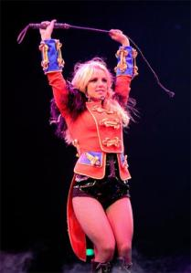 Britney Spears Do the Circus Tour